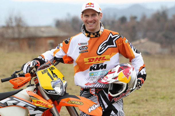 david knight KTM Enduro Team rides Sea to Ski